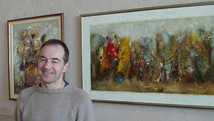 художник Широков Николай