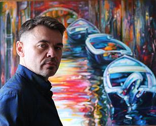 художник  Зиновий Сыдорива
