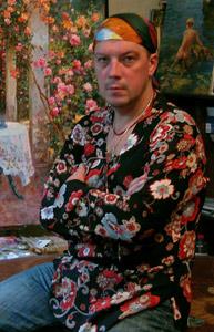 художник Свиридов Сергей