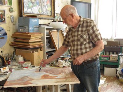 Лев Федорович Дьяконицын художник