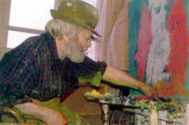 Арон Бух художник