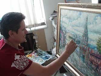 Еникеев Юнис художник