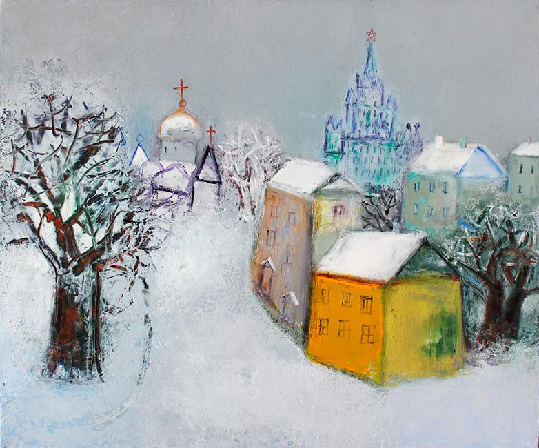 картина Авраменко Игоря