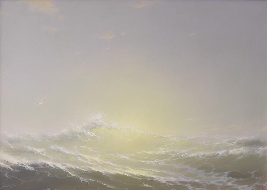 картины с морским пейзажем