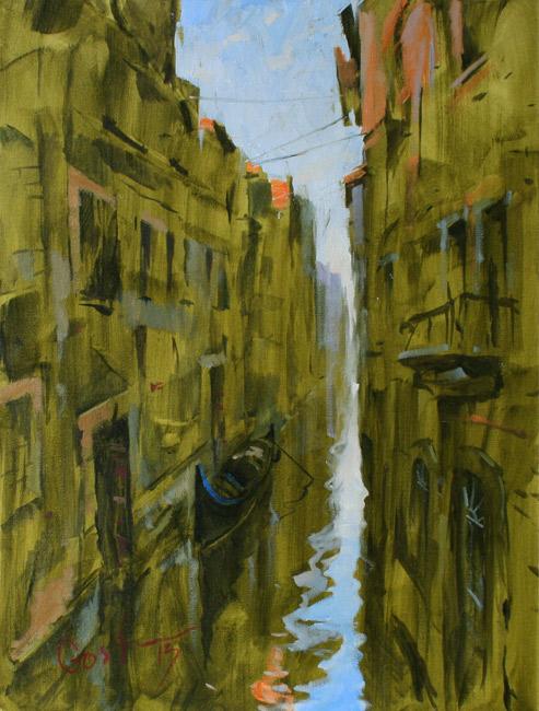 Зеленая Венеция
