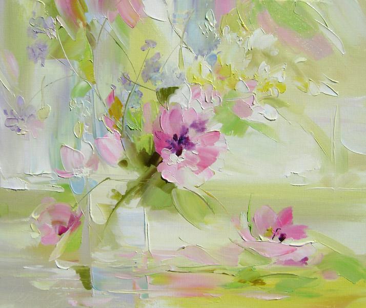 картина Сергеева Александра «Нежное утро»