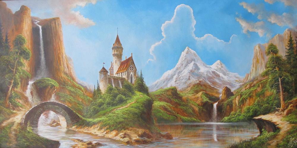 Непреступный замок