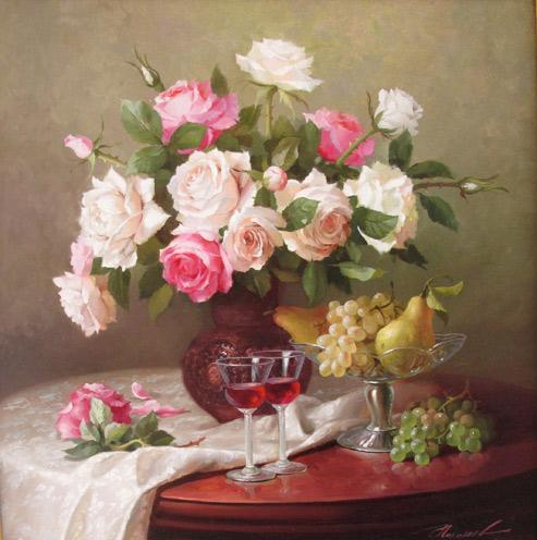 Николаев Юрий «Розы»