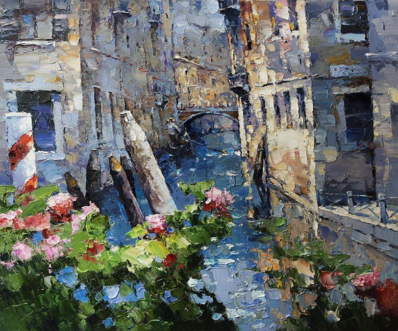 картина Алексея Зайцева