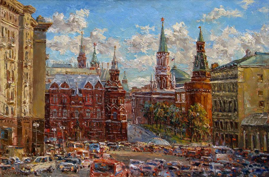 картина Колокова Антона