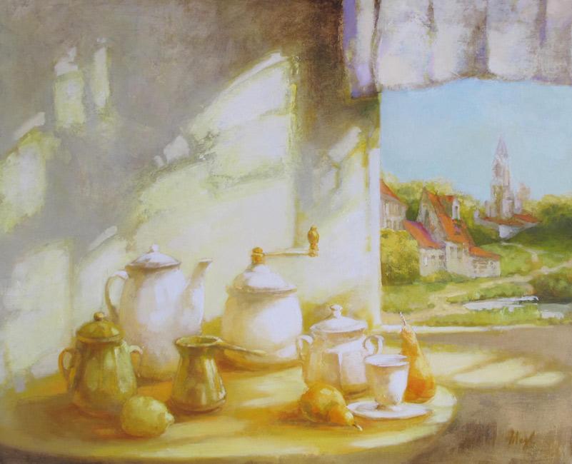 художник Медведева Ольга