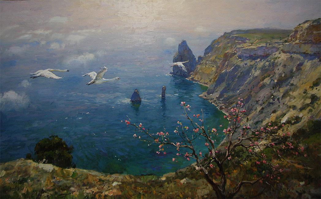 Над Черным морем