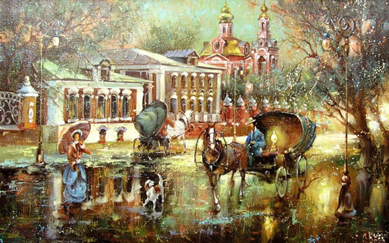 художник Боев Сергей