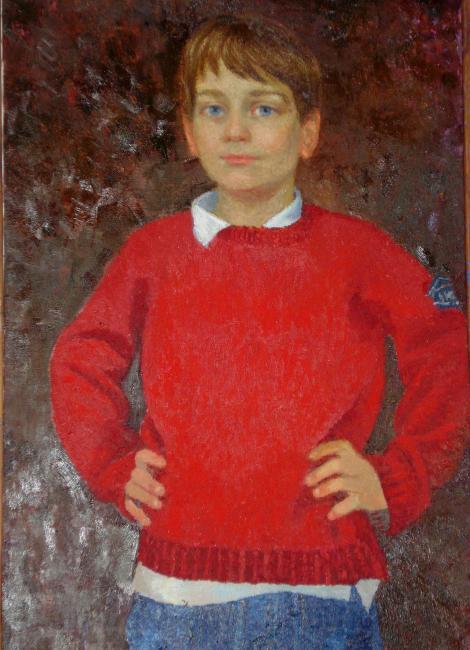 Портреты художника верещагина андрея